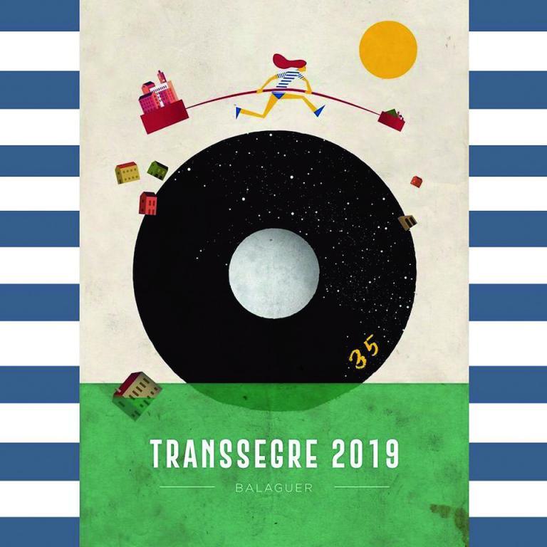 mini cartell 2019 - TRANSSEGRE 2019