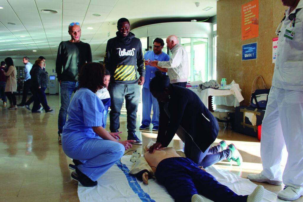 mini IMG 9868 1024x683 - Tècniques de reanimació cardiopulmonar