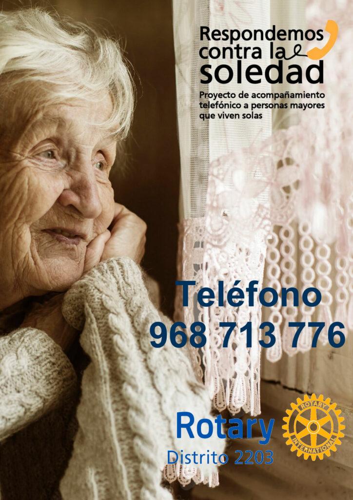 MURCIA 724x1024 - PROYECTO ROTARY CONTRA LA SOLEDAD