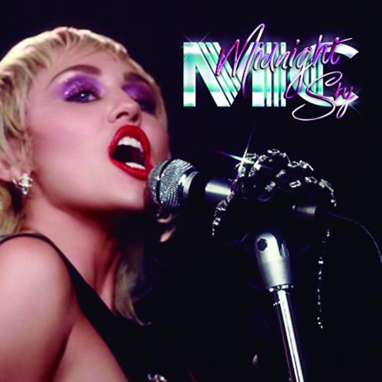 mini MSky - MILEY CYRUS